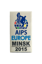 Значок «AIPS Europe Minsk 2015»