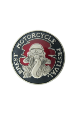 Знак «Brest motorcycle festival 2008»